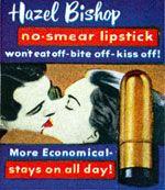Hazel Bishop Lipstick