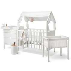 image of Stokke® Home™ Nursery Furniture Collection in White