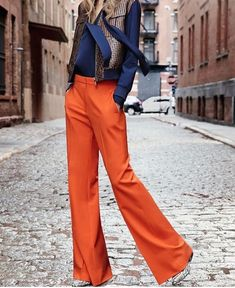 Block Party, Autumnal, Bell Bottom Jeans, Look, Stylists, What To Wear, Fashion Trends, Winter, In Living Color