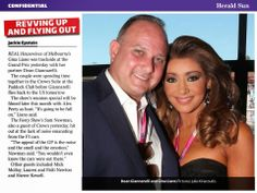 iRealHousewives: Real Housewives Of Melbourne Star Gina Liano Back With Dean Giannareli?