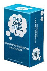 The Game of Ludicrous Life Choices | Here's a party game you'll all get hooked on — a game about ludicious life choices.