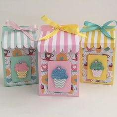 Dessert Boxes, Bakery Packaging, Ice Cream Candy, Baking Party, Shark Party, Baby Arrival, Candy Party, Favor Boxes, Candyland