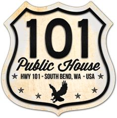 Stop in for a bite to eat at the 101 Public House in South Bend, WA