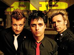 Green Day - The second of my two favorite bands