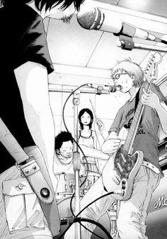 Solanin- Tenada's band practicing.
