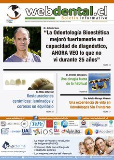 """Revisa """"webdental.cl Boletin Informativo N° 48""""... Todas las Ediciones en: webdental.cl/boletin"""