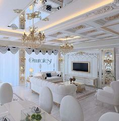 Luxury home interior & design
