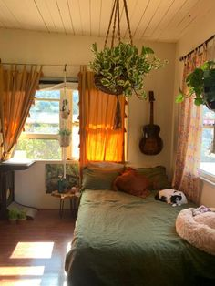 Dream Rooms, Dream Bedroom, Edgy Bedroom, Indie Bedroom, Chambre Indie, Cute Room Decor, Room Decor Boho, Hippie Bedroom Decor, Room Ideas Bedroom