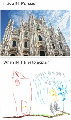 INTP and explaining