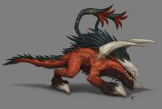 Fel Hunter from World of Warcraft: Legion