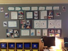 From another Pinner: CLOUD, ICE, AND SNOW INQUIRY. Pinned here as example of the warm Reggio-Emilia classroom environment.