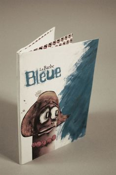 ILLUSTRATION - Barbe bleue