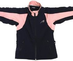 Benross Ladies Max 4 Stretch Jacket Navy/Pink -Size 12