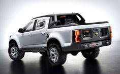 Chevrolet Colorado Rally Concept 1920 x 1200 wallpaper