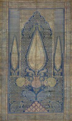 Textiles | Francesca Galloway � 19th century Indian silk.
