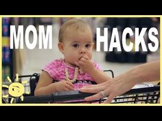Mom Hacks: 33+ Tips & Tricks To Simplify Motherhood