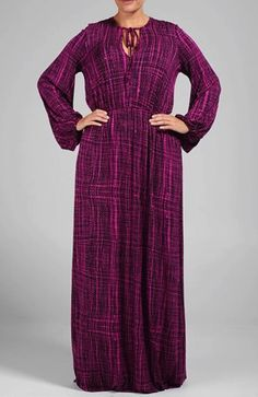 Rachel Pally Plus Size Maxi Dress