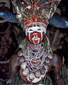BEFORE THEY PASS AWAY: Goroka people of Papua New Guinea