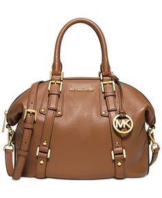 MICHAEL Michael Kors Bedford Belted Medium Satchel - MICHAEL Michael Kors - Handbags Accessories - Macys