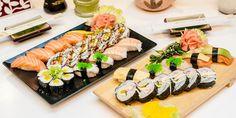 Sushi menu pre 1 alebo 2 osoby v Sushi Bare v Auparku
