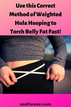 The hula hoop is probably the best exercise for belly fat I have EVER tried, and will give you a toned stomach in a matter of weeks with correct use. Losing Belly Fat Diet, Burn Belly Fat, Fat Burning Foods, Fat Burning Workout, Weighted Hula Hoops, Stomach Fat Loss, Toned Stomach, Interview, Belly Fat Burner