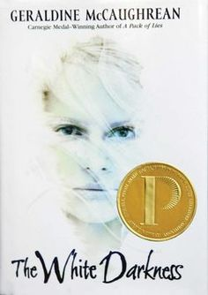 Potential read? 2008 Winner: The White Darkness, by Geraldine McCaughrean. A psychological thriller with an impressively original narrator set in Antarctica that conveys the vastness of the landscape while also being totally claustrophobic. Freaking WOW.