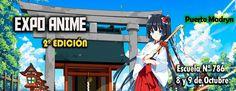 Kagi Nippon He ~ Anime Nippon-Jin: Expo Anime Madryn 2da Edición 2016…