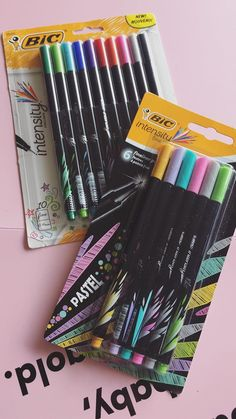 Stationary School, School Stationery, Cute Stationery, High School Supplies, College Supplies, School Suplies, Drawing Journal, School Notes, Study Notes
