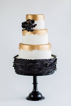Eye-Catching Wedding Cake