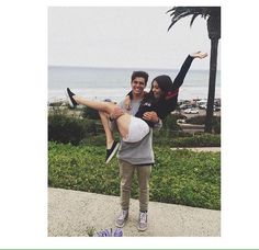 Cute couple :) Madison Beer and Jack Gilinsky