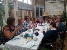 CCC Downham Market -  'Gluten-Free' - Downham Market Cake Club enjoying gluten-free cakes