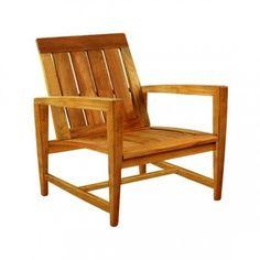 Kingsley-Bate Amalfi Teak Club Chair