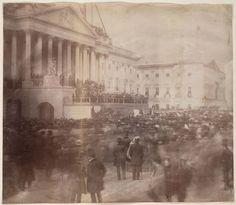 James Buchanan Inauguration, 1857