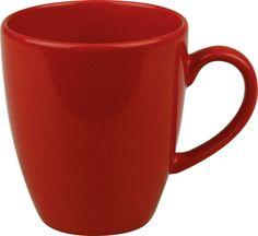 6cdf4e001b Waechtersbach Fun Factory Red Jumbo Cafe Latte Cups (Set of - Overstock  Shopping - Big Discounts on Waechtersbach Mugs