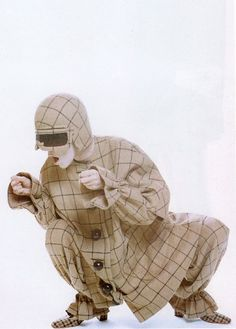 Peggy Moffitt in Rudi Gernreich Ensemble, 1968 60s Vintage Clothing, Vintage Outfits, Fashion History, World Of Fashion, 3d Fashion, Fashion Models, 60s And 70s Fashion, Vintage Fashion, Vintage Style
