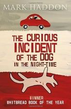 The Curious Incident Of The Dog In The Night-Time.  I found this painful! I wanted to shout at him all the way through the book!