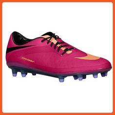 d6664b0e3f1d Nike Women s Hypervenom Phatal FG Bright Magenta Black Atomic Violet Atomic  Orange 11.5