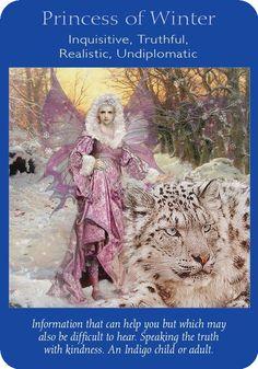 Thursday, 19 January 2017 - Princess of Winter