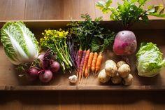 小豆島ひとやまの農家カフェHOMEMAKERSホームメイカーズの旬野菜を味わおう