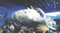 CONHECENDO UM ÔNIBUS ESPACIAL DA NASA!