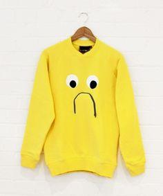 Lazy Oaf for Selfridges Shut your Mouth Men's Sweatshirt ($50-100) - Svpply
