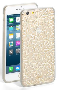 Sonix 'Sweet Pea' iPhone 6 Plus Case available at #Nordstrom