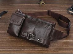Find More Waist Packs Information about Fashion genuine leather cowhide small waist bags for men Tactical mans belt wallets Black Dark Brown Free shipping,High Quality fashion women bag,China fashionable bag Suppliers, Cheap leather women bag from East Asia Leather store on Aliexpress.com
