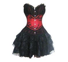 #corset dress