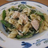 Lemon Basil Chicken Pasta Recipe
