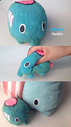 Diy Squishy Things : DIY Homemade Mamegoma Popsicle Squishy Tutorial Ag doll stuff crafts Pinterest Homemade ...
