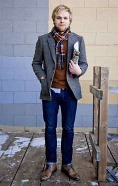 layering for the winter