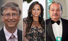 ¿Sabes quién es la persona más rica de tu país?  Independientemente quien es la persona más rica en cada país, podrás ver que la mayoría están en industrias diferentes. Si tienes afinidad con alguno, síguelo y estudialo!