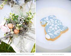 easter table decor ideas free printables 010 Easter Celebration {The Expresso Show Feature}