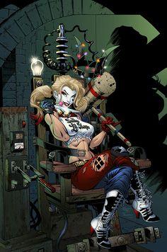 "sexysexyart: ""Harley Quinn by Sean Ellery "" Harley Quinn Drawing, Harley Quinn Cosplay, Joker And Harley Quinn, Gotham City, Fan Art, Princesse Disney Swag, Harely Quinn, Daddys Lil Monster, Gotham Girls"